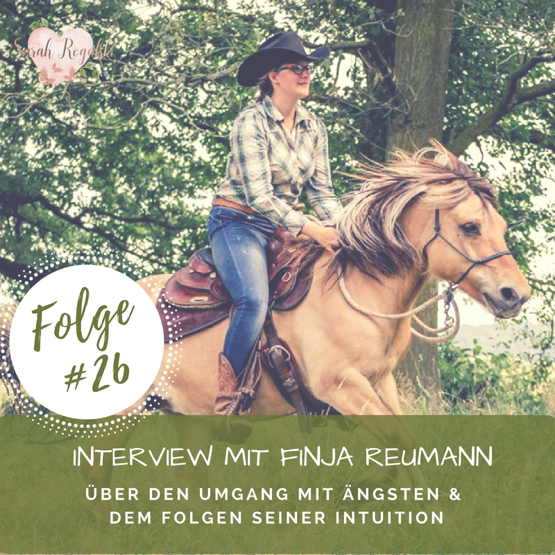 Interview mit Finja Reumann